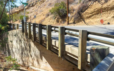 Caltrans / Orange County Water Quality Report of Ladd Canyon Bridge
