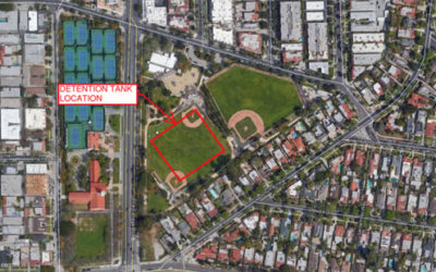 City of Beverly Hills – La Cienega Park and Frank Fenton Field